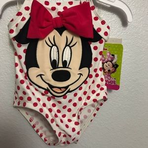 Other - Minnie Mouse swimsuit 3-6 months